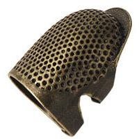 フリ-シンブルS 57345 クロバー 指ぬき 手芸 裁縫 ソーイング用品 洋裁 ハンドクラフト