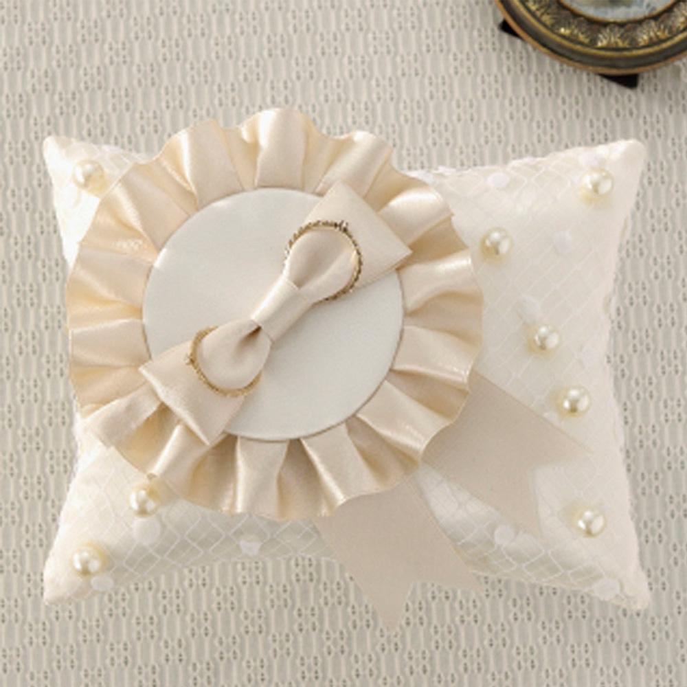 リングピロー ロゼット 68713 クロバー 結婚 記念 手作り 結婚式 ウェディング ウェディングキット 裁縫 ホビー プレゼント