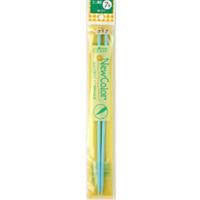 「ニューカラー」 ミニ棒針 2本針7号 46377 クロバー クローバー 棒針 編み針 あみ針 編み物 編む 手芸用品 手編み 裁縫 趣味 ホビー 手作り