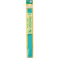 「ニューカラー」 5本針[25cm]8号 47518 クロバー クローバー 棒針 編み針 あみ針 編み物 編む 手芸用品 手編み 裁縫 趣味 ホビー 手作り