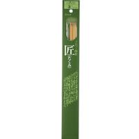 棒針「匠」5本針 25cm 3号 54303 クロバー 棒針 手芸 編み物 手編み 手あみ 手作り 趣味 クローバー 匠