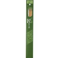 棒針「匠」5本針 25cm 4号 54304 クロバー 棒針 手芸 編み物 手編み 手あみ 手作り 趣味 クローバー 匠