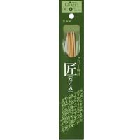 棒針「匠」5本針 短 16cm 0号 54350 クロバー 棒針 手芸 編み物 手編み 手あみ 手作り 趣味 クローバー 匠