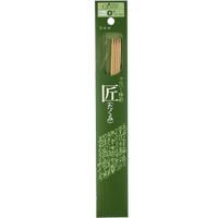 棒針「匠」5本針 20cm 0号 54360 クロバー 棒針 手芸 編み物 手編み 手あみ 手作り 趣味 クローバー 匠