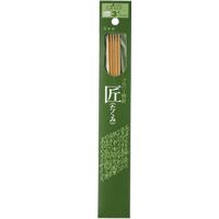 棒針「匠」5本針 20cm 3号 54363 クロバー 棒針 手芸 編み物 手編み 手あみ 手作り 趣味 クローバー 匠