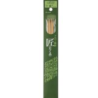 棒針「匠」4本針[短] 20cm 6号 54456 クロバー 棒針 手芸 編み物 手編み 手あみ 手作り 趣味 クローバー 匠