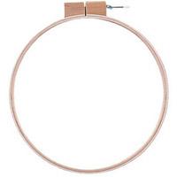 キルティングフープ小 30cm 57550 クロバー 手芸用品 裁縫 キルティング 枠 クローバー 趣味 ホビー 手作り