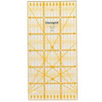 オムニグリッド定規 15×30cm 57622 クロバー 手芸用品 裁縫 定規 キルト用 さし クローバー 趣味 ホビー 手作り
