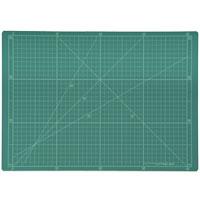 カッティングマット[45×32] 57643 クロバー 手芸用品 手芸用 下敷き 生地用マット 裁縫 クローバー 趣味 ホビー 手作り