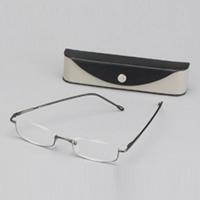 老眼鏡 ブライトグラス [BRIGHT GLASS] ガンメタル carton カートン 男性 女性 おしゃれ