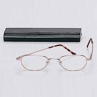老眼鏡 ホールドグラス S [メタル] バネ付 carton 老眼鏡 メガネ 敬老 シニアグラス