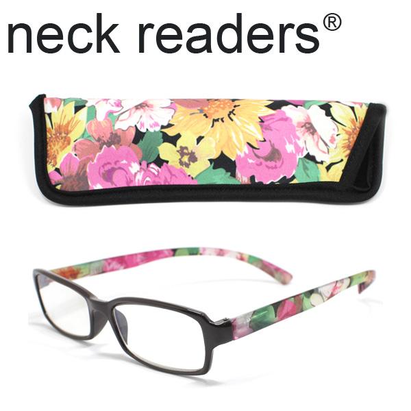 老眼鏡 シニアグラス リーディンググラス 女性 おしゃれ レディース 携帯用 ブルーライトカット 折りたたみ 2.0 1.5 1.0 おすすめ PCメガネ パソコンメガネ ネックリーダーズ 可愛い