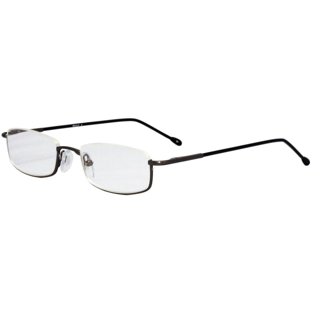 老眼鏡 アンダーリムタイプ シニアグラス ブライトS ブラック リーディンググラス 女性 男性 おしゃれ レディース1.0 2.5 3.0 メンズ コンパクト 携帯