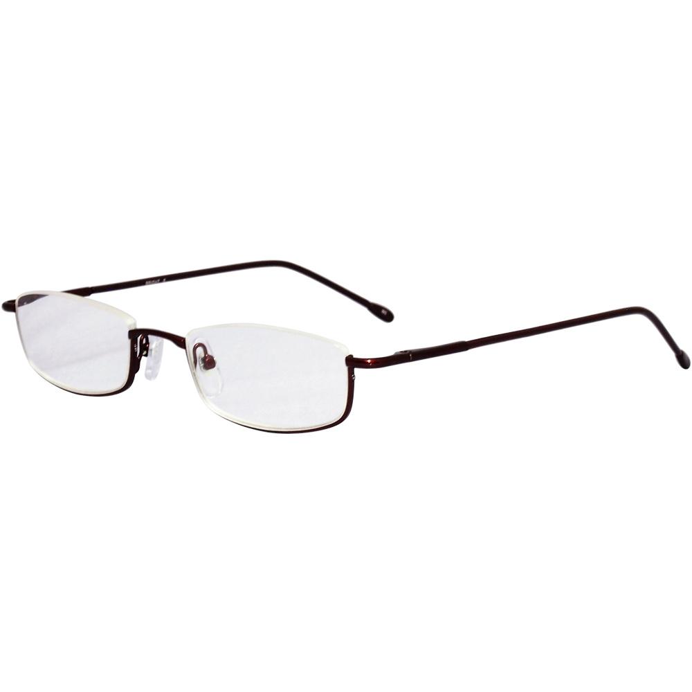 老眼鏡 アンダーリムタイプ シニアグラス ブライトS ワイン リーディンググラス 女性 おしゃれ レディース1.0 2.5 3.0 コンパクト 携帯用