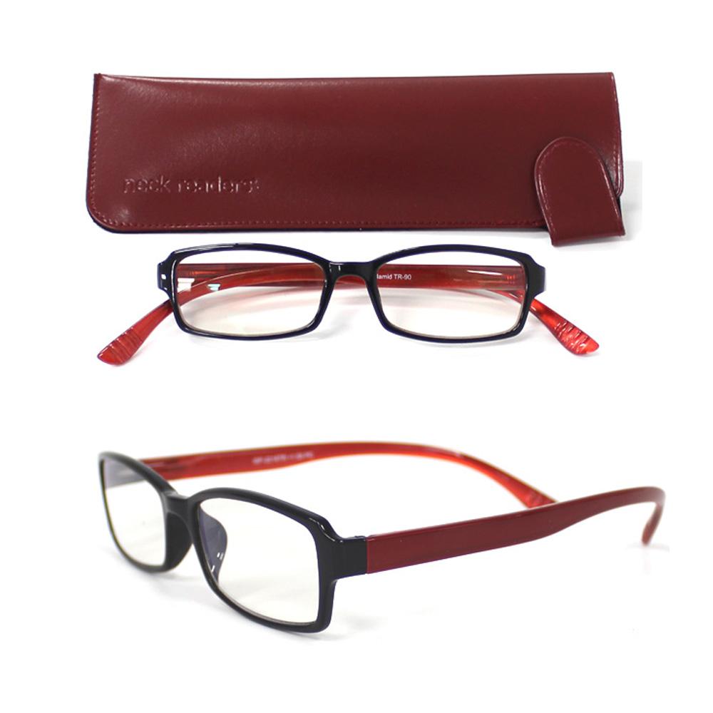 老眼鏡 シニアグラス リーディンググラス レッド 女性 おしゃれ レディース 男性 携帯用 ブルーライトカット 折りたたみ 2.0 1.5 1.0 おすすめ PCメガネ パソコンメガネ ネックリーダー プレミアム 可愛い