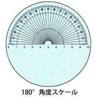 カートン 工作用顕微鏡 [ツールスコープ] オプション スケール [φ19] 180°角度スケール 顕微鏡 スケール ツールスコープ 目盛 観察 検査 拡大 カートン