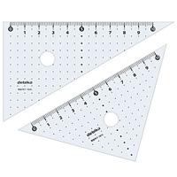 三角定規 小学生 算数 直角 学習教材 子供 文具 デビカ