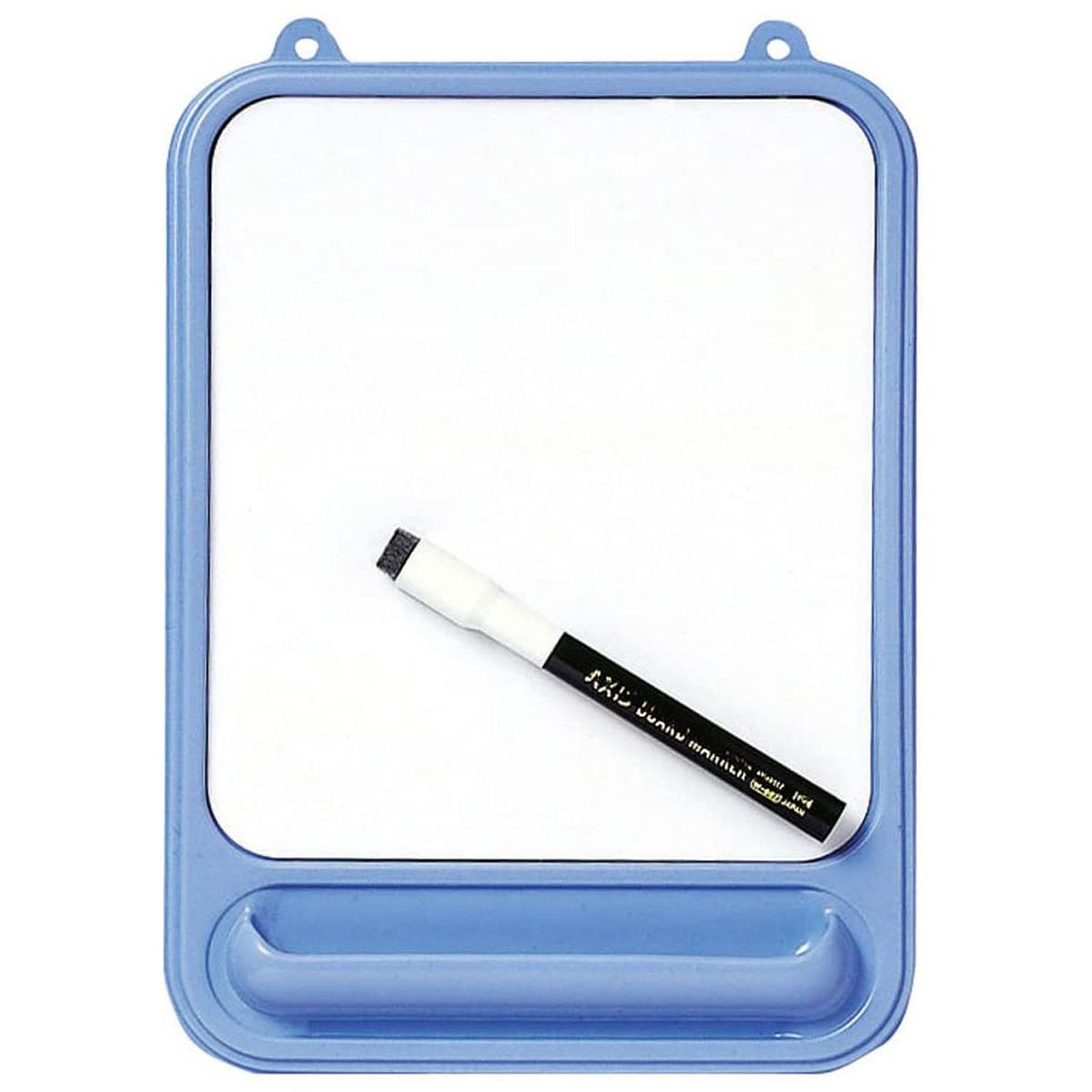 ホワイトボード ミニ ソフトホワイトボード マグネット付 伝言板 ボード お絵かき スケジュール メモ デビカ