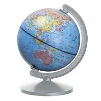 地球儀 球径13cm 行政図 子供用 インテリア 小型 デスクトップ 卓上 日本語 世界地図 社会