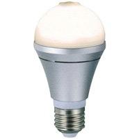 人感センサー付 LED電球 電球色相当 DLE-W40N