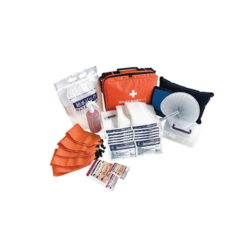 防災グッズ 熱中症応急処置キット 熱中症対策 セット 温度 ナカトミ おすすめ