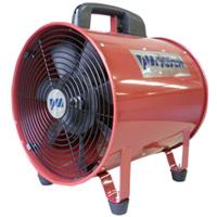 ポータブルファン 送排風機 SDV-300 PROMOTE ダクト別売り ダクトファン 送排風 ポータブル 強力 送風 排風 空気の循環 工業扇