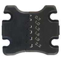 交換式ダイス 精密圧着ペンチ PAD-11用 PAD-11S エンジニア 工具 ペンチ プライヤー オプションパーツ