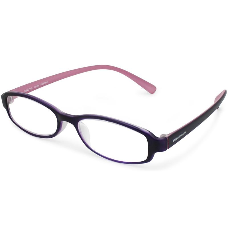 シニアグラス リーディング パープル×ピンク エッシェンバッハ 老眼鏡 おしゃれ 男性 女性 メンズ レディース 敬老 プレゼント