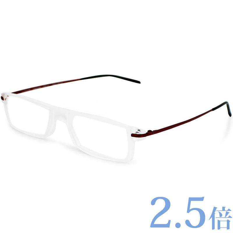 シニアグラス ミニフレーム ビフォ +3.0度 2.5倍 エッシェンバッハ 老眼鏡 ルーペ 眼鏡 ルーペ眼鏡 おしゃれ メンズ レディース プレゼント ギフト