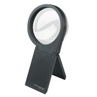 虫眼鏡 3つのスタイルで使える ユニバーサルルーペ [visoflex] 2.5倍 60mm 20501