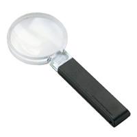 虫眼鏡 手持ちルーペ 3倍 65mm 定番 264265 広視野ルーペ [biconvex magnifiers] エッシェンバッハ