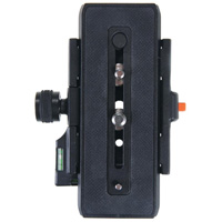 VANGUARD QSクイックシュー QS-46+アダプター 1/4インチ・3/8インチカメラネジ QS-48PF バンガード クイックシュー カメラアクセサリー カメラ用品 VANGUARD ヴァンガード 三脚 雲台