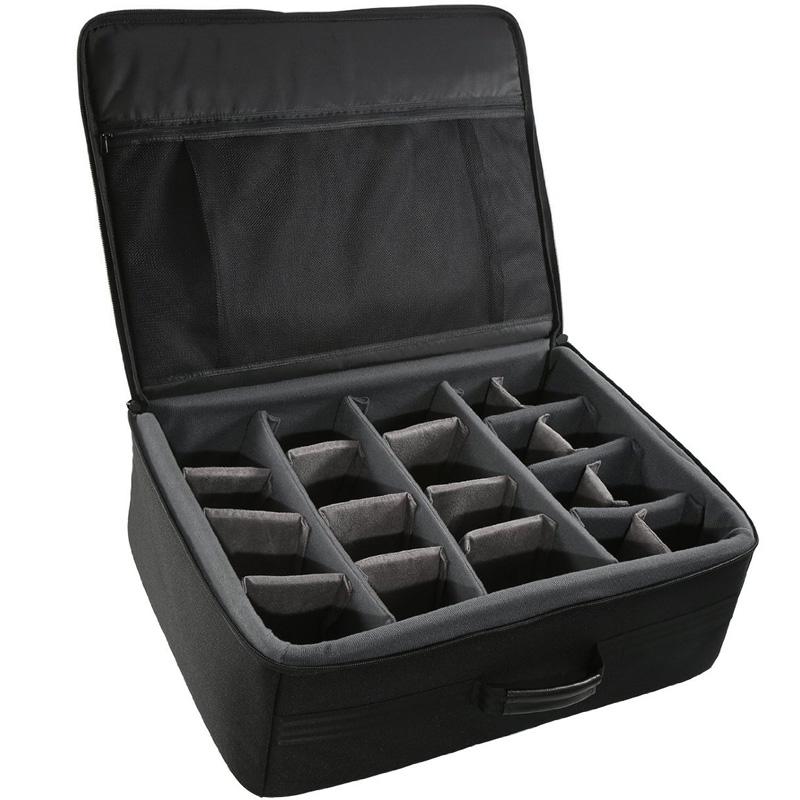 VANGUARD カメラボックス/ディバイダー DIVIDERシリーズ ブラック [DIVIDER BAG 53] バンガード VANGUARD バッグ 一眼レフ カメラ デジカメ かばん ショルダーバッグ