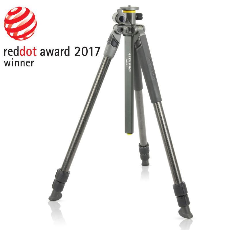 三脚 一眼レフ ビデオカメラ 軽量 コンパクト カメラ カーボン三脚 バンガード ALTA PRO 2+ 263CT おすすめ 軽い 一眼レフ用 カメラ三脚
