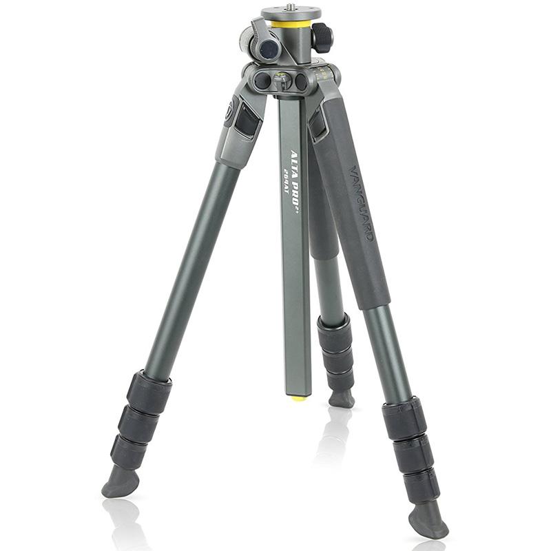 三脚 一眼レフ ビデオカメラ 軽量 コンパクト カメラ アルミ三脚 バンガード ALTA PRO 2+ 264AT おすすめ 軽い 一眼レフ用 カメラ三脚