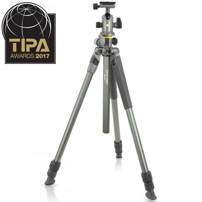 三脚 一眼レフ ビデオカメラ 軽量 コンパクト カメラ アルミ三脚 バンガード ALTA PRO 2+ 263AB 100 おすすめ 軽い 一眼レフ用 カメラ三脚