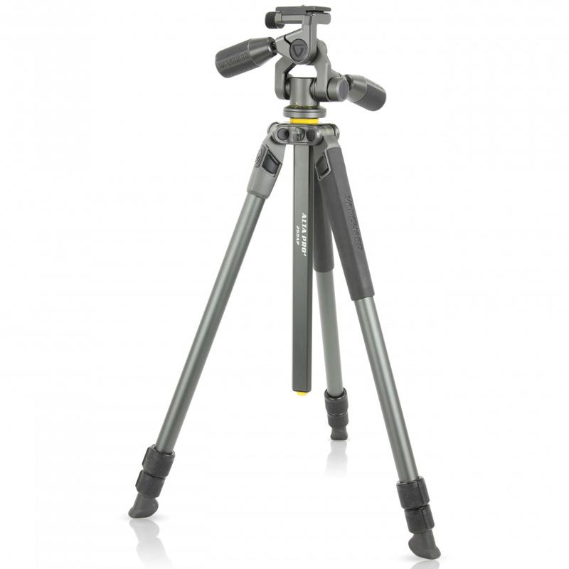 三脚 一眼レフ ビデオカメラ 軽量 コンパクト カメラ アルミ三脚 バンガード ALTA PRO 2+ 263AP おすすめ 軽い 一眼レフ用 カメラ三脚