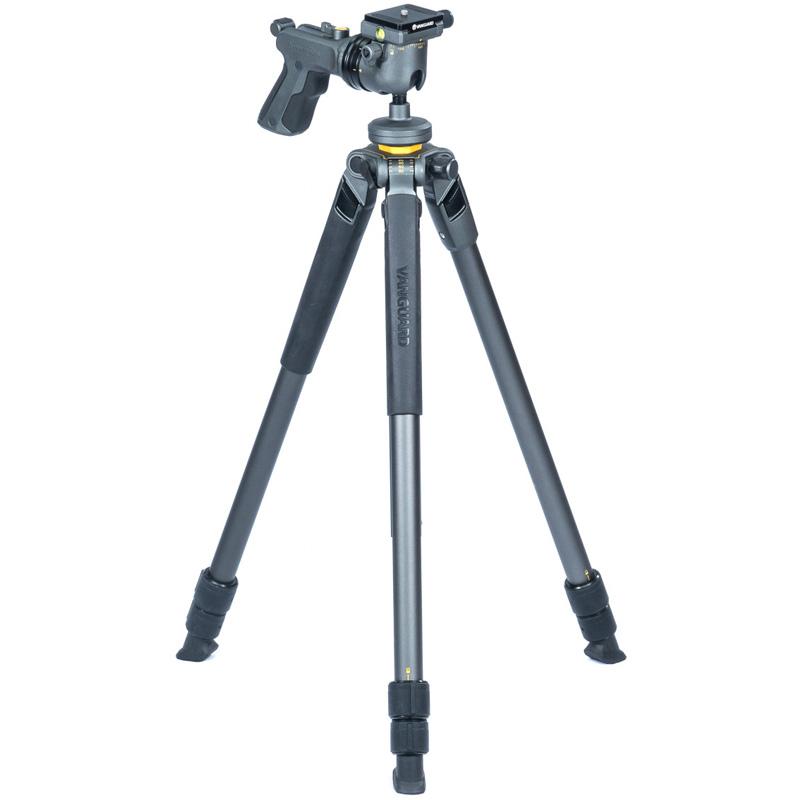 三脚 一眼レフ ビデオカメラ 軽量 コンパクト カメラ アルミ製 3段 バンガード ALTA PRO 2 263AGH おすすめ