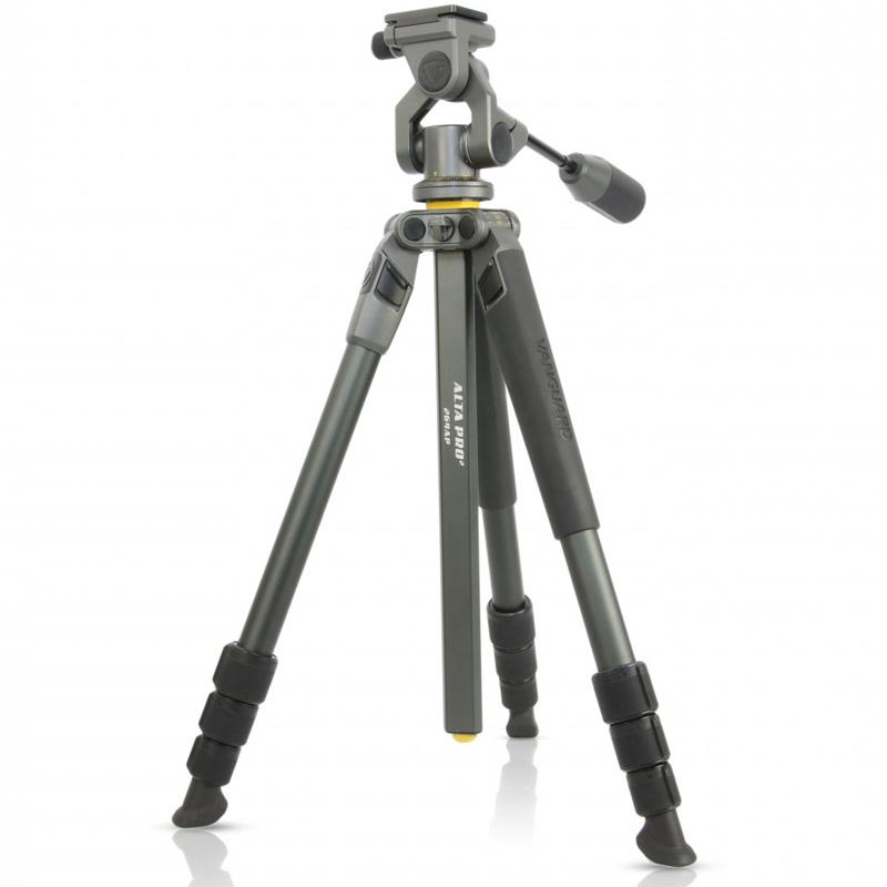 三脚 一眼レフ ビデオカメラ 軽量 コンパクト カメラ アルミ製 4段 バンガード ALTA PRO 2 264AO おすすめ