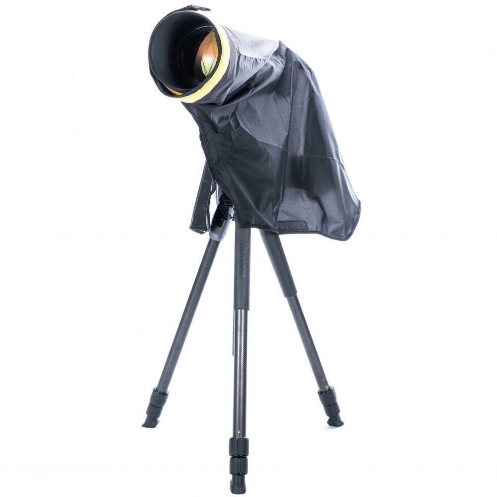 カメラレインカバー 一眼レフ 雨の日用 登山 対策 ALTA アクセサリー RCL RAIN CAPE LARGE バンガード