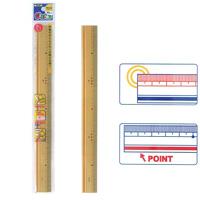 竹尺 定規 30cm 児童用 G-FRIEND さし 竹尺 30cm 児童用 文具