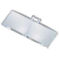 交換レンズ HF-C1 3倍 双眼メガネルーペ HF用 クリアルーペ メガネ型ルーペ 虫眼鏡 ヘッドルーペより気軽です。 池田レンズ