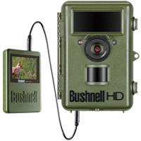 屋外型センサーカメラ トロフィーカムネイチャービューHDライブ Bushnell ブッシュネル トレイルカメラ 無人 監視 防犯カメラ 暗視 自動撮影 リモート 写真 動画 撮影