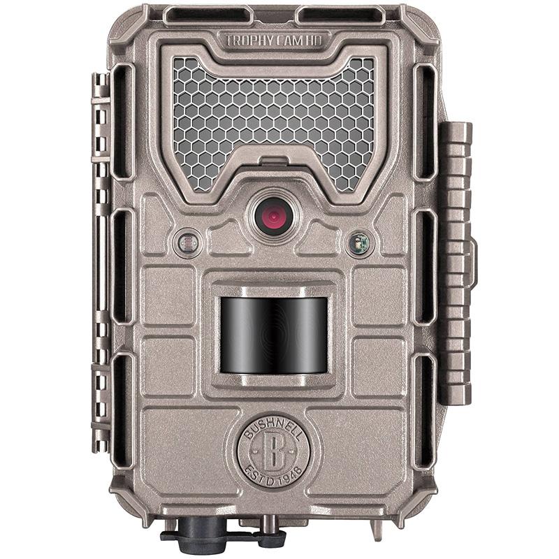 屋外型センサーカメラ トロフィーカム HD3エッセンシャル BL119837 Bushnell ブッシュネル トレイルカメラ 無人 監視 防犯カメラ 暗視 自動撮影 リモート 写真 動画 撮影