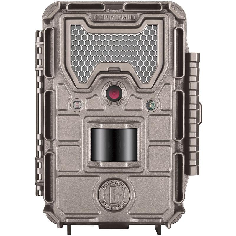 屋外型センサーカメラ トロフィーカム 20MPローグロウ BL119874 Bushnell ブッシュネル トレイルカメラ 無人 監視 防犯カメラ 暗視 自動撮影 リモート 写真 動画 撮影