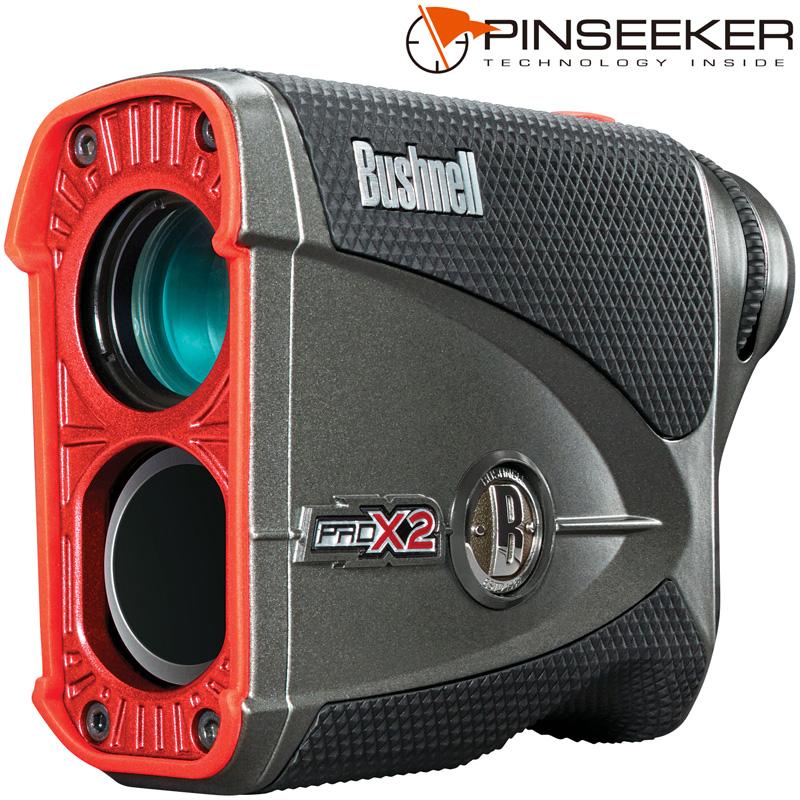 ピンシーカープロ X2ジョルト ゴルフ用レーザー距離計 飛 距離 計測 器 ゴルフスコープ ゴルフレーザー [PINSEEKER PROX2 JOLT] Bushnell(ブッシュネル) おすすめ