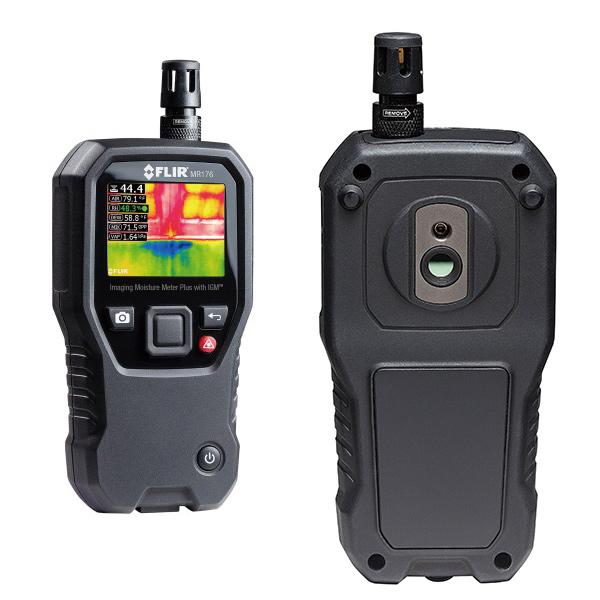 赤外線サーマルイメージカメラ 内蔵水分計 マルチモイスチャーメーター サーマルイメージ付 赤外線カメラ フリアー MR176 FLIR 環境計測 日本正規品