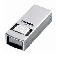 単眼鏡 ポケットモノキュラーMD [Pocket Monocular MD] 6×16 6倍 16mm MINOX