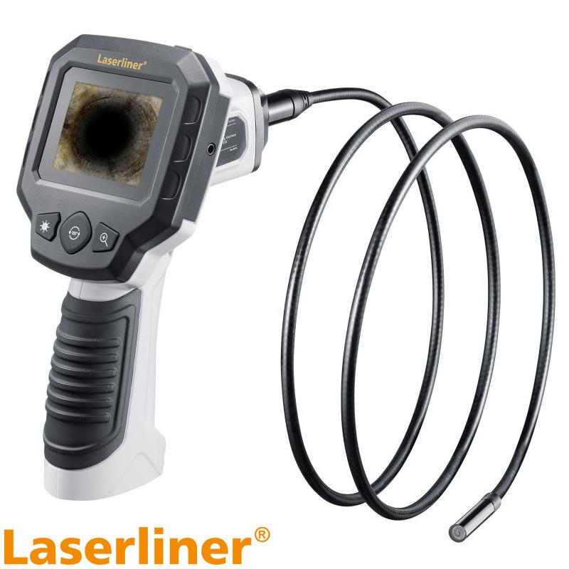工業用内視鏡 ビデオスコープHOME Laserliner UM082253A UMAREX 保守 点検 ダクト 排水管 工業用内視鏡 天井裏 撮影