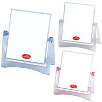 スタンドミラー 卓上 カラー [鏡] NA-25 ナピュアミラー 堀内鏡工業